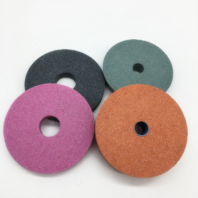 China Manufacturer vitrified bond aluminium oxide Grinding <strong>Wheel</strong> knife grinding <strong>wheel</strong> For Blades