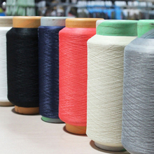 Brand new twist viscose filament yarn with high quality