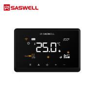 bacnet fan coil touch screen programmable room thermostat