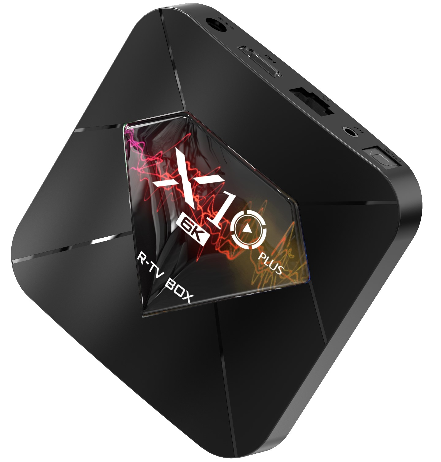 Big <strong>promotion</strong> price x10plus Android 9.0 TV Box R-TV BOX <strong>X10</strong> Plus