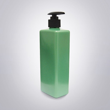 PET botella shampooing/bouteille shampoing/empaques plasticos envases par cosmeticos botellas