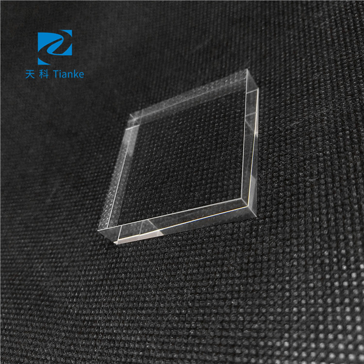 Sapphire optical prism corner cube fused silica suppliers