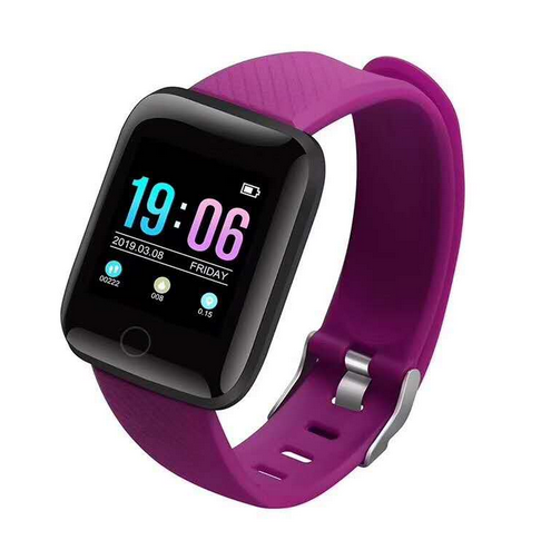 1.3inch screen 150mAh <strong>battery</strong> Heart Rate Tracker Blood Pressure Oxygen smart watch <strong>d13</strong>