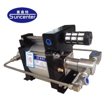 Suncenter air driven high pressure liquid pump without any <strong>electricity</strong>