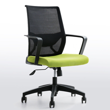 Hot sale swivel meeting room chair, full mesh cheap office chair, ergonomic screw lift staff conference chair