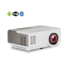 Portable HD <strong>Projector</strong> Home Theater LCD LED 1080P <strong>Projector</strong> mini <strong>projector</strong> with Android Wifi Bluetooth native resolution 1024x600