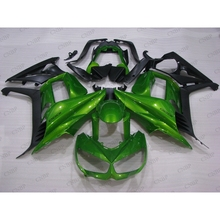 for Kawasaki Z1000SX Fairings <strong>Z</strong> 1000 SX Abs Fairing 2010 - 2014 SX with Bag EDITION Full Body Kits Pearl Green Black