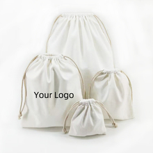 2019 Eco Friendly Black White Pouch Custom Logo 100% Cotton Drawstring Shoe <strong>Bag</strong>