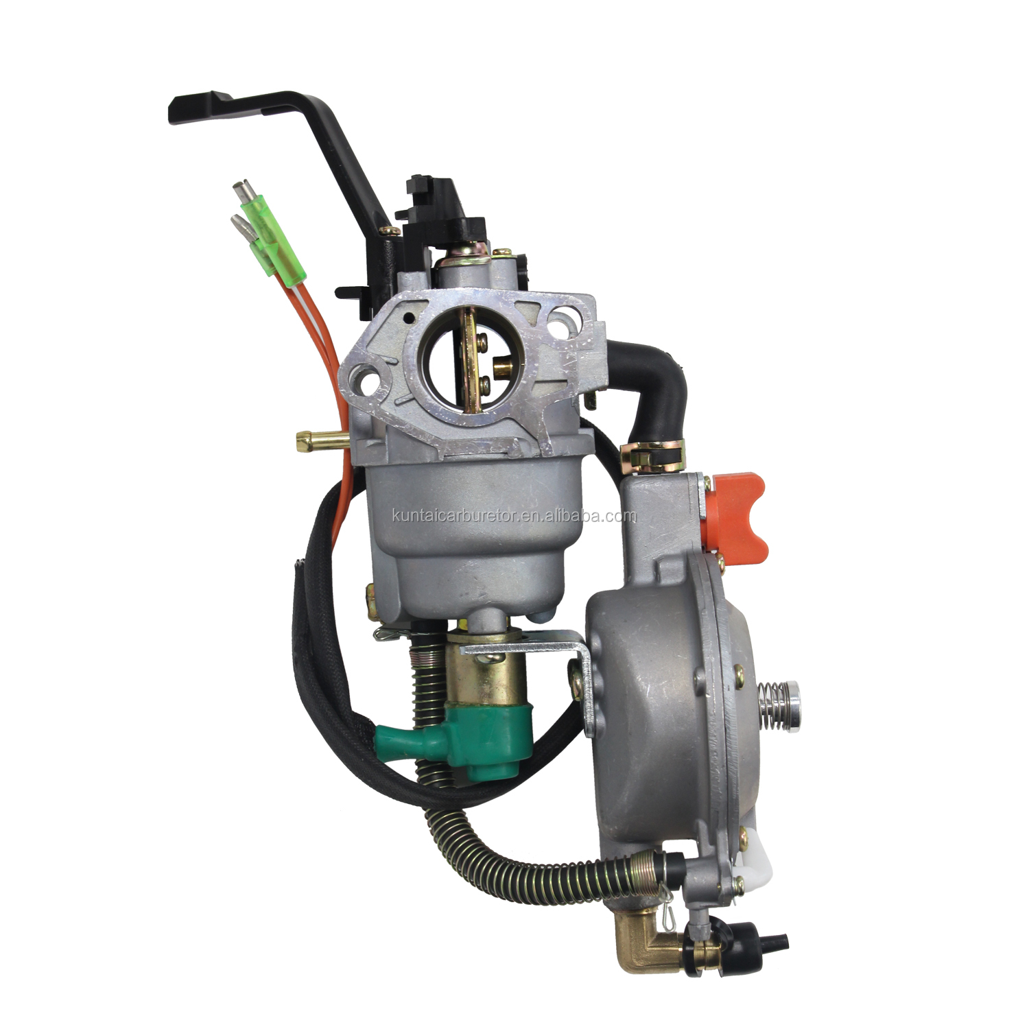 (Ready stock) Dual Fuel Carburetor Generator <strong>LPG</strong> <strong>Conversion</strong> For Honda GX270 GX390 GX420 188F Engine