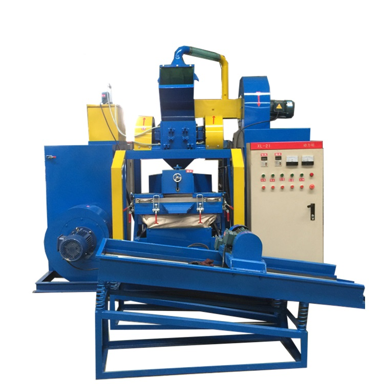 High Quality Electric Cable Wire Recycling Small Copper Cable Granulator Machine V-<strong>C10</strong> <strong>For</strong> <strong>Sale</strong>