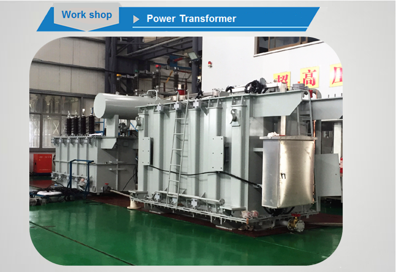 Good quality three phase 40mva 110kv/6.6kv Power Transformer