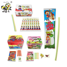 Hot Selling Ice Cream Candy Mix Fruit CC Stick Mix Fruit Candy