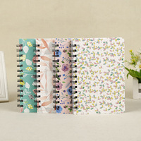 Korean school or office supplies notebook stationery supplies for diary or bookkeeping