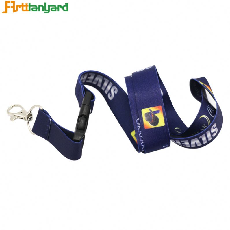 <strong>Manufacturer</strong> Make Your Own Designs Custom Logo For Promotional Lanyard