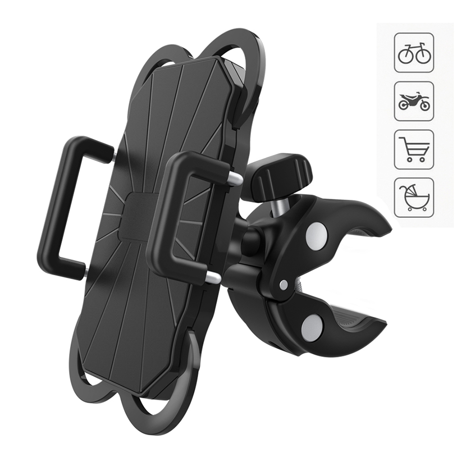 Bike <strong>Phone</strong> Mount Holder 2020 Outdoor Bicycle <strong>Phone</strong> Mount 360 Degree Rotation Bike Accessories For Bike Handlebar