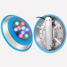 Swimming pool Lamp 6W Waterproof ip68 LED RGB multi-color underwater pool light 24V