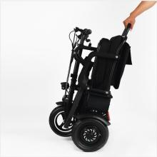 portable lightweight folding three four wheels disabled handicapped electric mobility scooter for adult