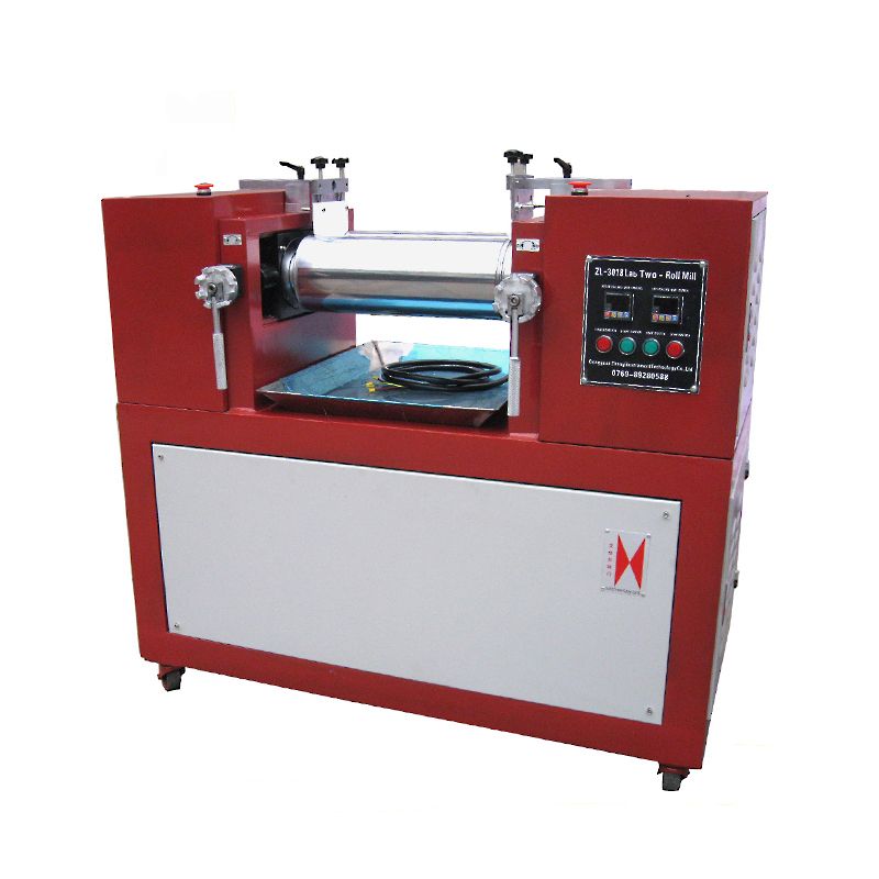 6inch 9inch 12inch 14inch Lab Rubber Calendering Machine