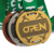 Custom design plating gold silver brass metal competition medal with ribbon/cheap running medals