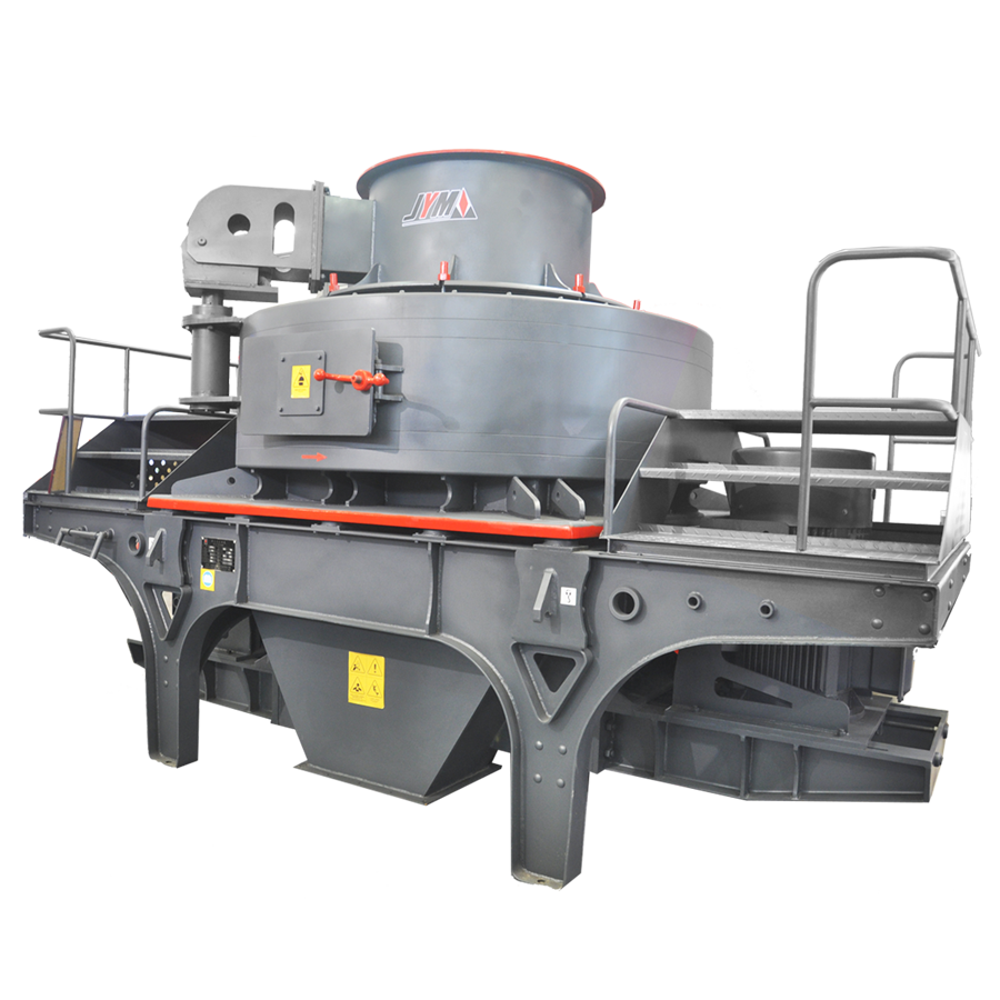 Environmentally-friendly high-efficiency sand making machine for sand and gravel plants