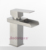 Factory full set 304 stainless steel bathroom waterfall washbasin faucet (SS11)