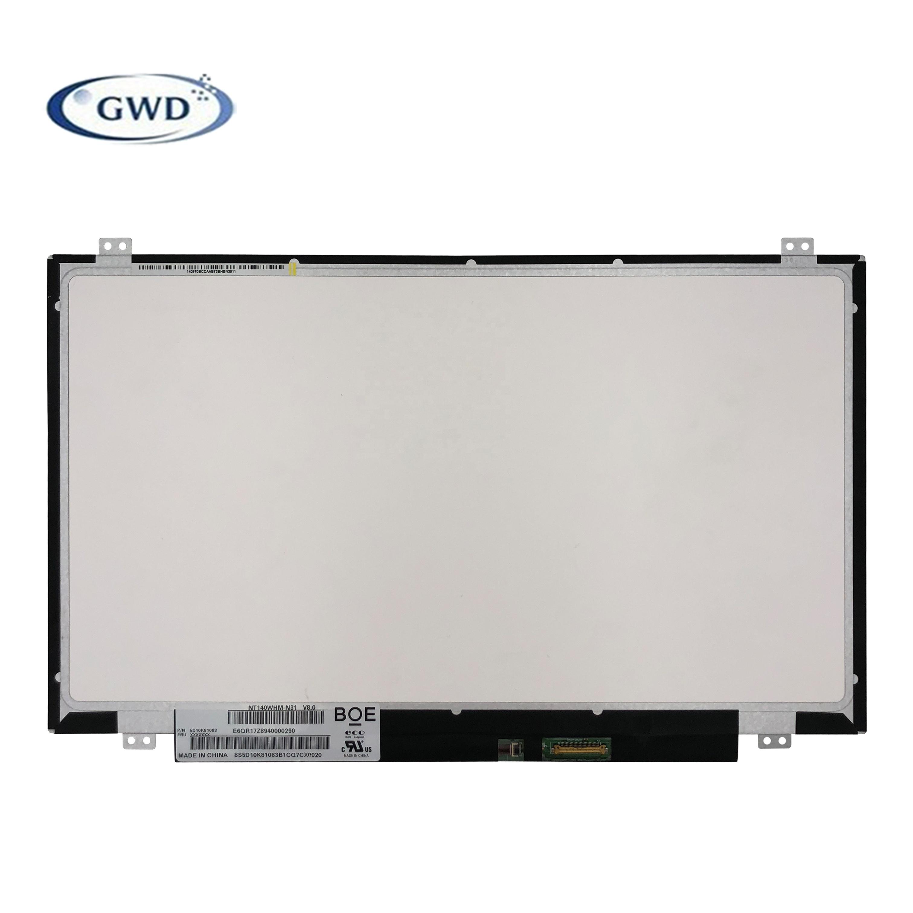 "R181H NEW Dell Inspiron Mini 9 910 Black 8.9/"" LCD Lid DPN"