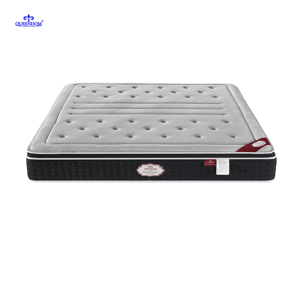 Professional best vacuum compressed massage bed spring mattress with high quality for hotel - Jozy Mattress | Jozy.net
