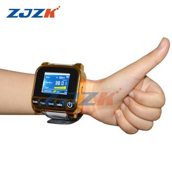 Low light clinical medical laser therapy watch for diabetes and rhinitis