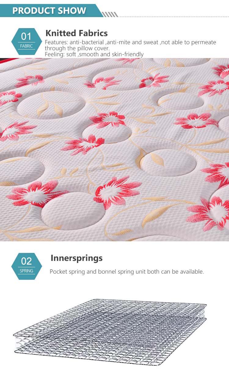 Epe foam comfort euro spring erosion control mattress - Jozy Mattress   Jozy.net