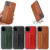 For iphone 11 covers pu leather card slot mobile case kickstand back cover case