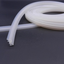 profile silicone rubber sheet plastic shower door extrusion gaskets
