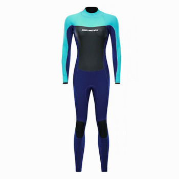 Premium 5/4mm Neoprene Women and Mens Full Suit Diving Thermal Wetsuit