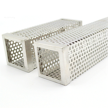 304 316 316L stainless steel micron perforated metal sheet
