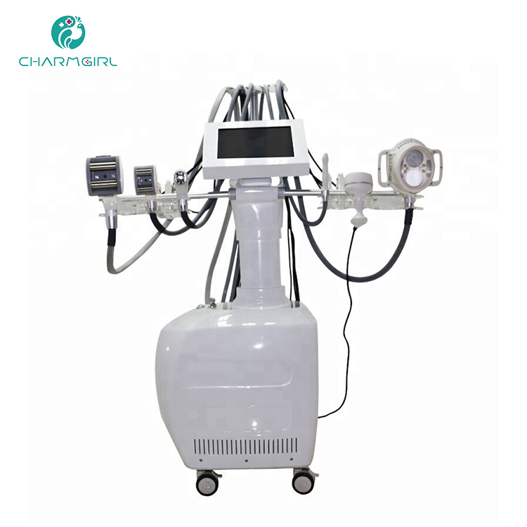 Cavitation Vacuum Machine Rf Vacuum Rollers Body Slimming Fat Losing Equipment