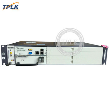 Huawei DSLAM MA5616 chassis and CCUB or CCUD with DC+AC power supply,Network Equipment huawei olt MA5616