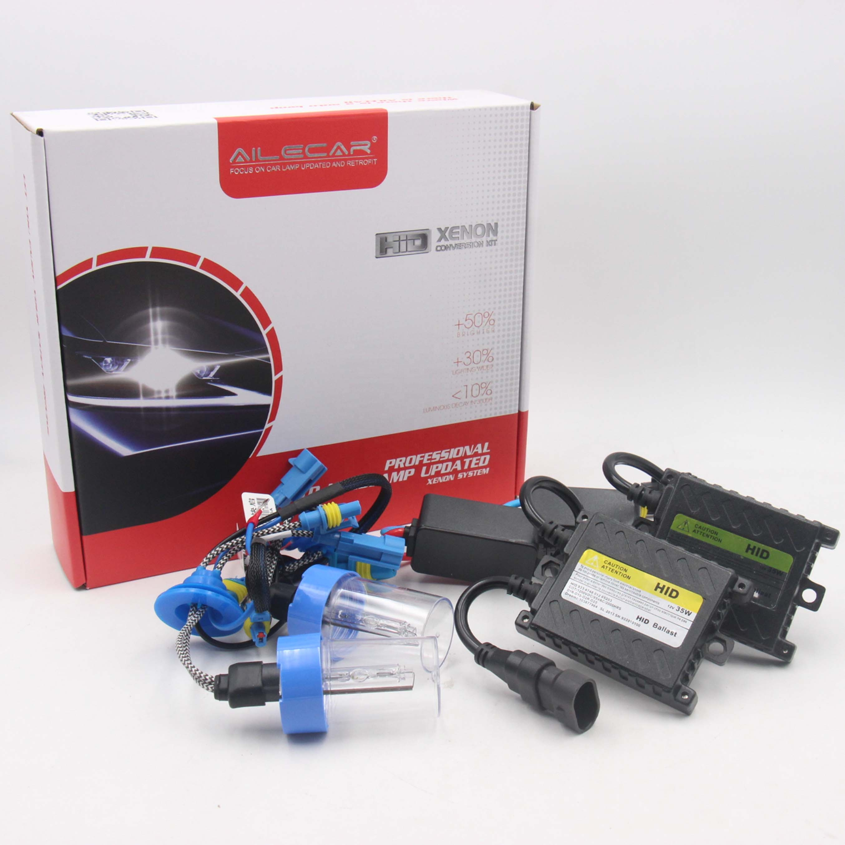 Quick Start 35W <strong>Hid</strong> xenon Conversion <strong>Kit</strong> <strong>HID</strong> xenon bulb / <strong>HID</strong> xenon ballast