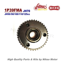 L3 27 <strong>C100</strong> Overrunning Clutch Assy JIALING 70 PARTS 1P47FMC <strong>Motorcycle</strong> Cub Engine Spare For HONDA C70 Nihao Motor