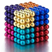 Neo Magnet Ball 5mm Colorful Neodymium Magnetic Balls