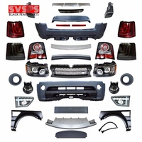 High quality SVSPS Parts tuning PP body kit For Land Rover autobiography For Range Rover Sport 2005-2013 year