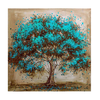 Wholesale 5D Diamond Painting DIY Crystal Rhinestone Art Painting Tree Full Drill Resin Cross Stitch Mosaic Painting