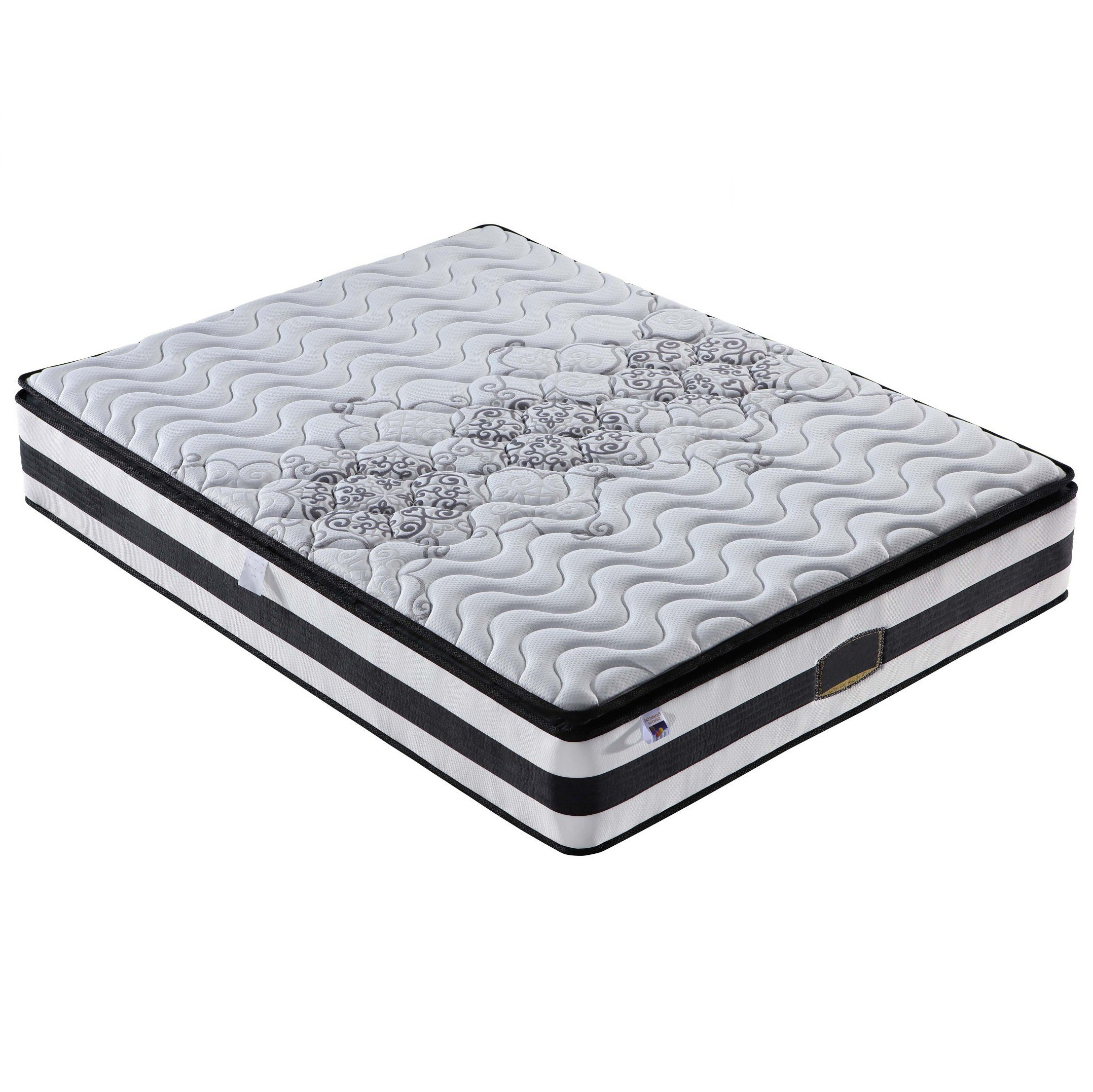 Customized Pocket Spring Pillow Top Mattress with Vacuum Packing in Pallet - Jozy Mattress | Jozy.net