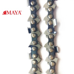 "MAYA 100 feet 1/4"" E1 / E0 FT 25AP Hot-sell Professional Chainsaw Chain for Cutting for CS5200 Chain Saw"