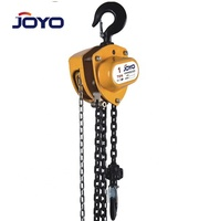 High quality CE 0.5 ton 3T Manual lifting chain pulley Chain hoist