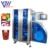 Candy Zip Lock Pouch Automatic Vertical Form Fill Seal Packing Machine