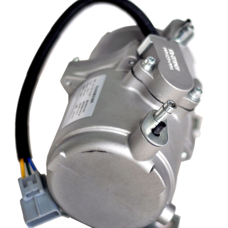 low vibration electric automotive scroll ac compressor for sale