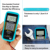 All-sun EM3255 Auto Ranging Pocket Multimeter Digital Voltmeter Resistance Frequency Capacitance Continuity Bluetooth