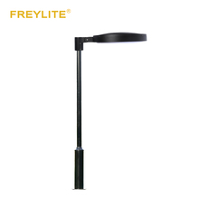 FREYLITE High quality steel pole aluminum housing IP65 outdoor waterproof 50w led garden lamp