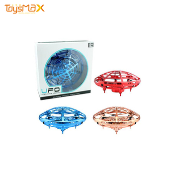 Infrared Induction UFO Hand Interaction Multiplayer Drone  Quadcopter Toys