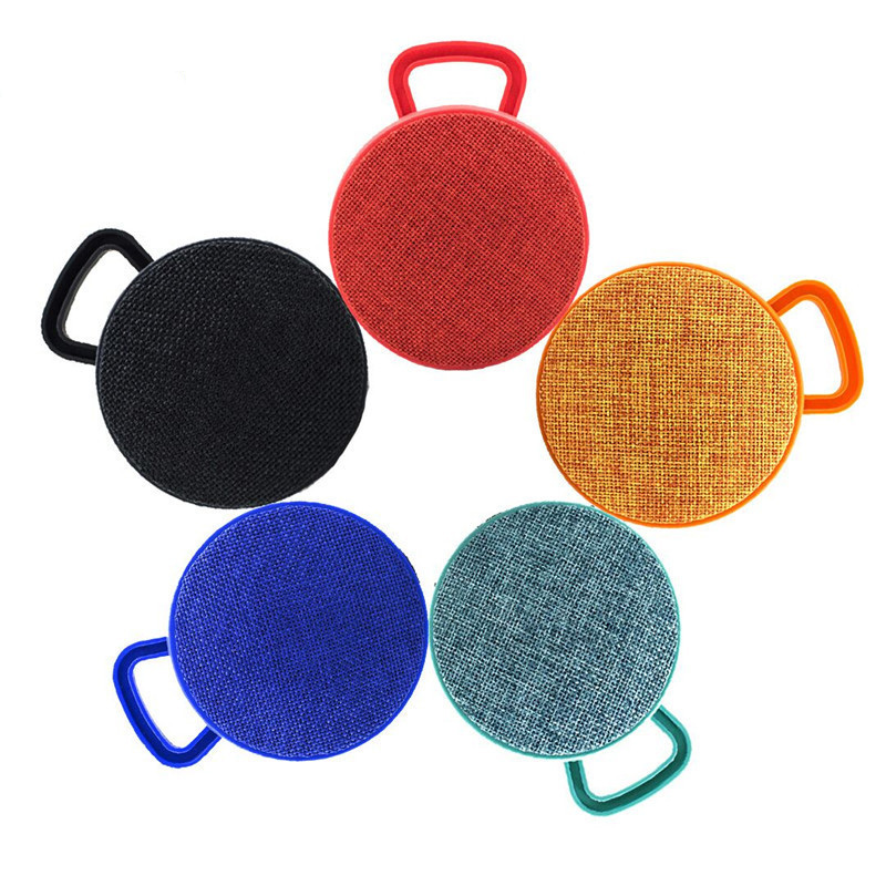 <strong>Q10</strong> 2019 Outdoor Fabric Portable Mini TWS Waterproof Mi Wireless Bluetooth Speaker for Xiaomi