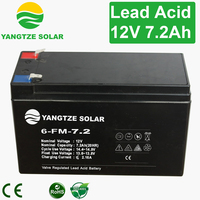 Top quality csb battery 12volt 7ah from Yangtze
